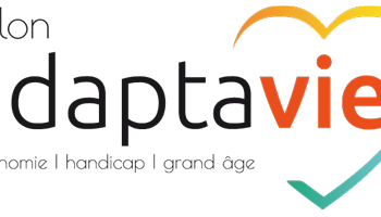 logo du salon adaptavie