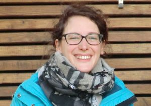 Portrait de Marie, instructrice en locomotion de notre Association