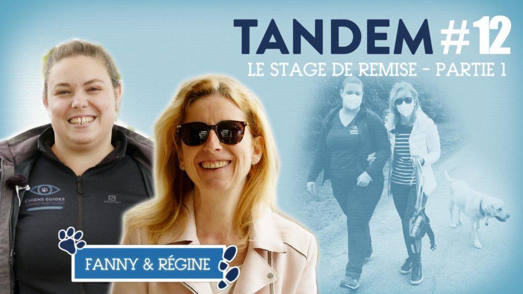 vignette de la vidéo avec en photo Fanny, Régine et Pipper