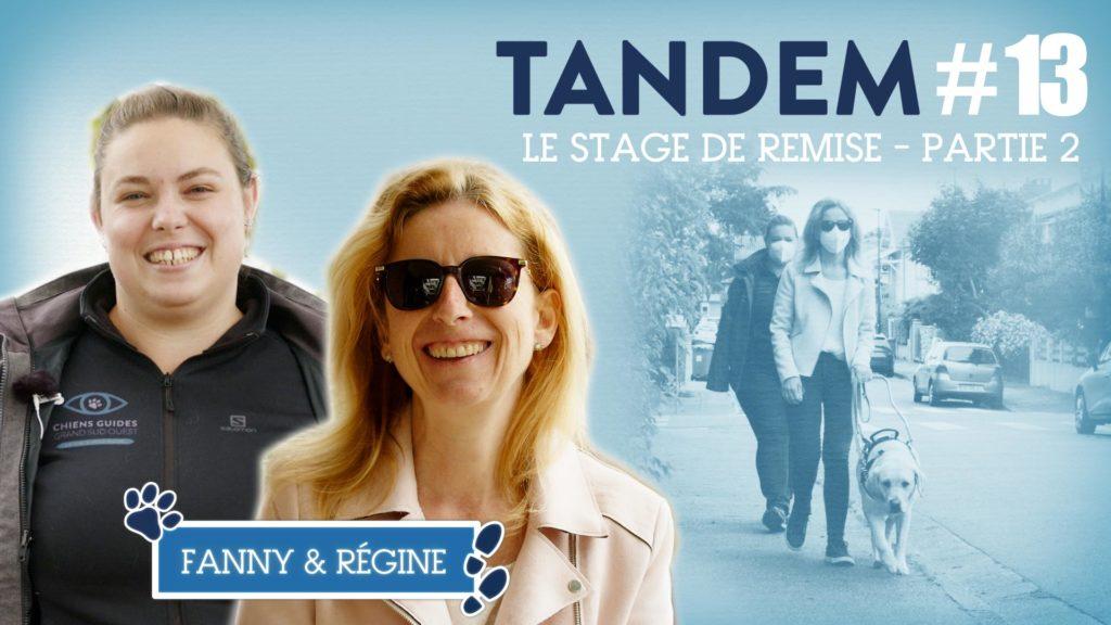 vignette de présentation de la vidéo avec Fanny, Régine et Pipper